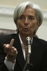Cristine Lagarde