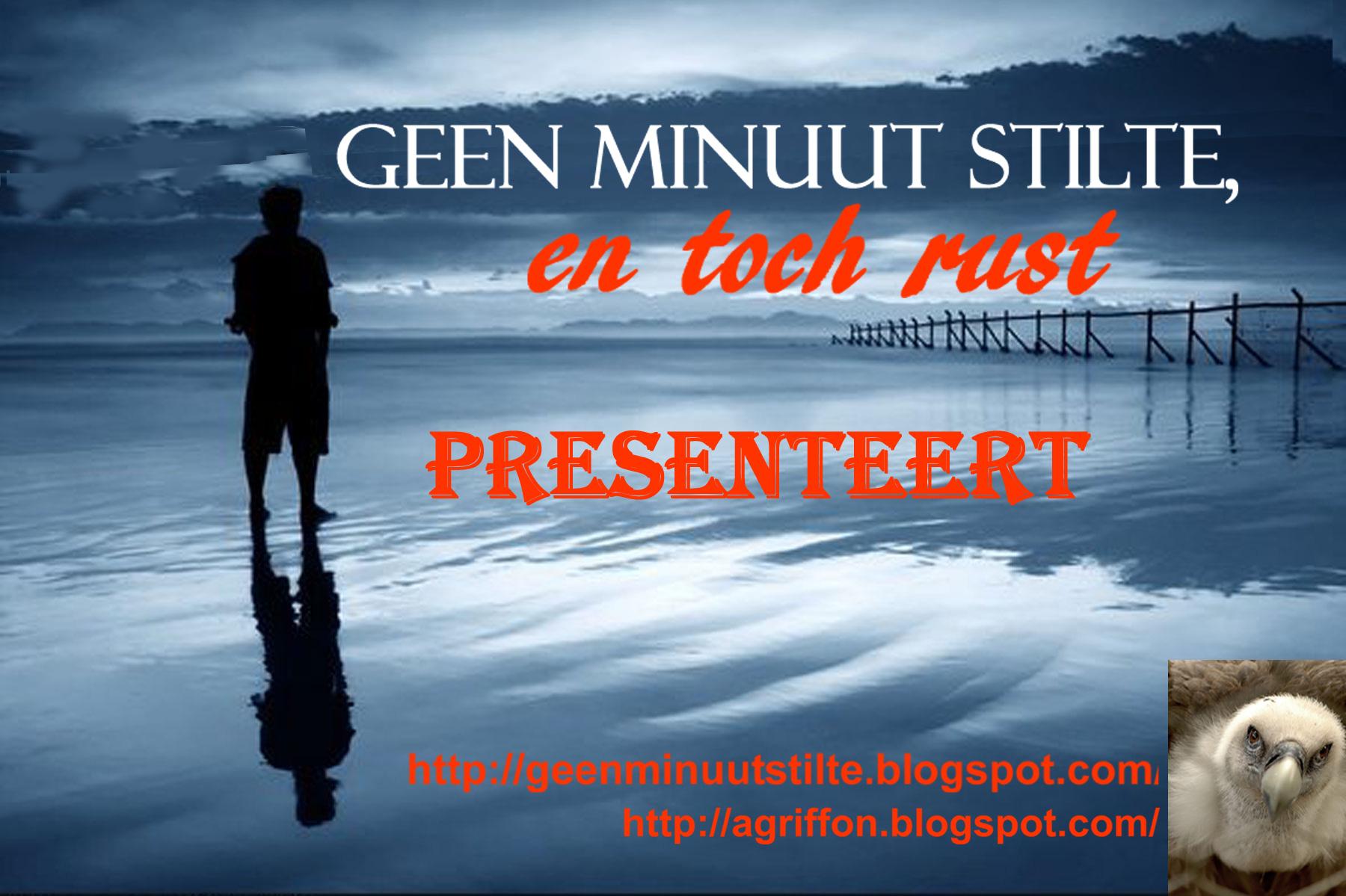 Geen Minuut Stilte Presenteert
