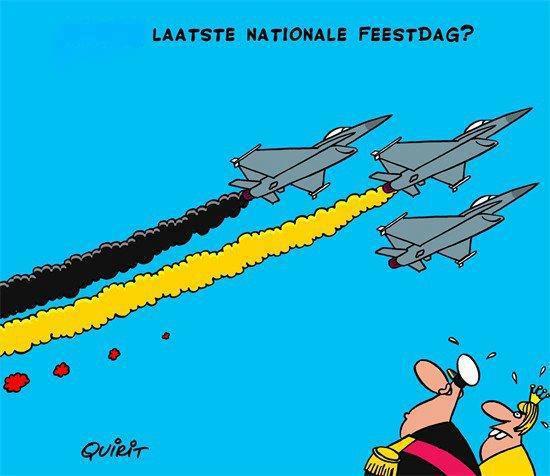 2013 Laatste nationale feestdag