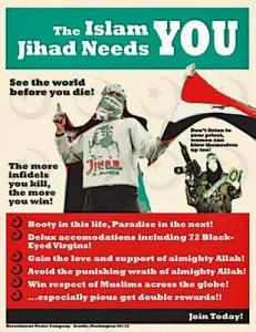 Jihaaaat needs you