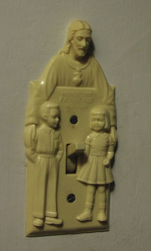 Lichtschakelaars in het Vaticaan