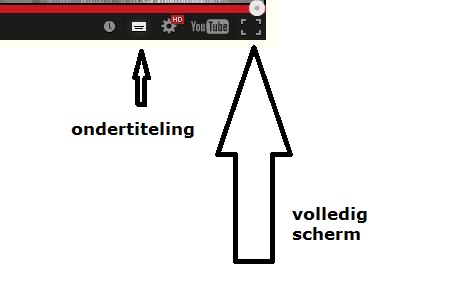 ondertiteling op youtube