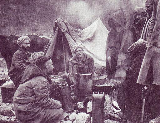marocchini_inquadrati -Monte_Cassino - lagere resolutie