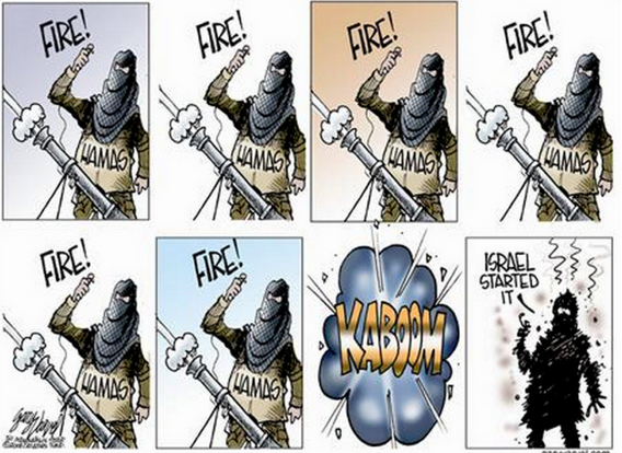 fire hamas