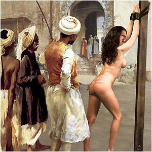 avondeten slet slavernij